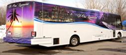 Large Party Charter Bus Limousine